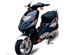 Thunderbike 50ccm (CPI motoros 12mm)