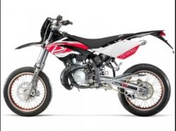 Enduro & Supermoto 50 ccm 2T LC AM 6