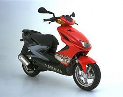 Aerox, 100 ccm 2T AC -