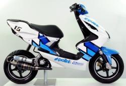 Aerox, 50 ccm 2T LC