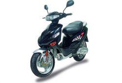 Silver Fox 50 ccm 2T AC (CPI motoros 12mm)