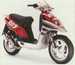Chrono 50 ccm 2T AC